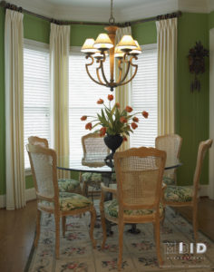 Spring Colors Breakfast Room