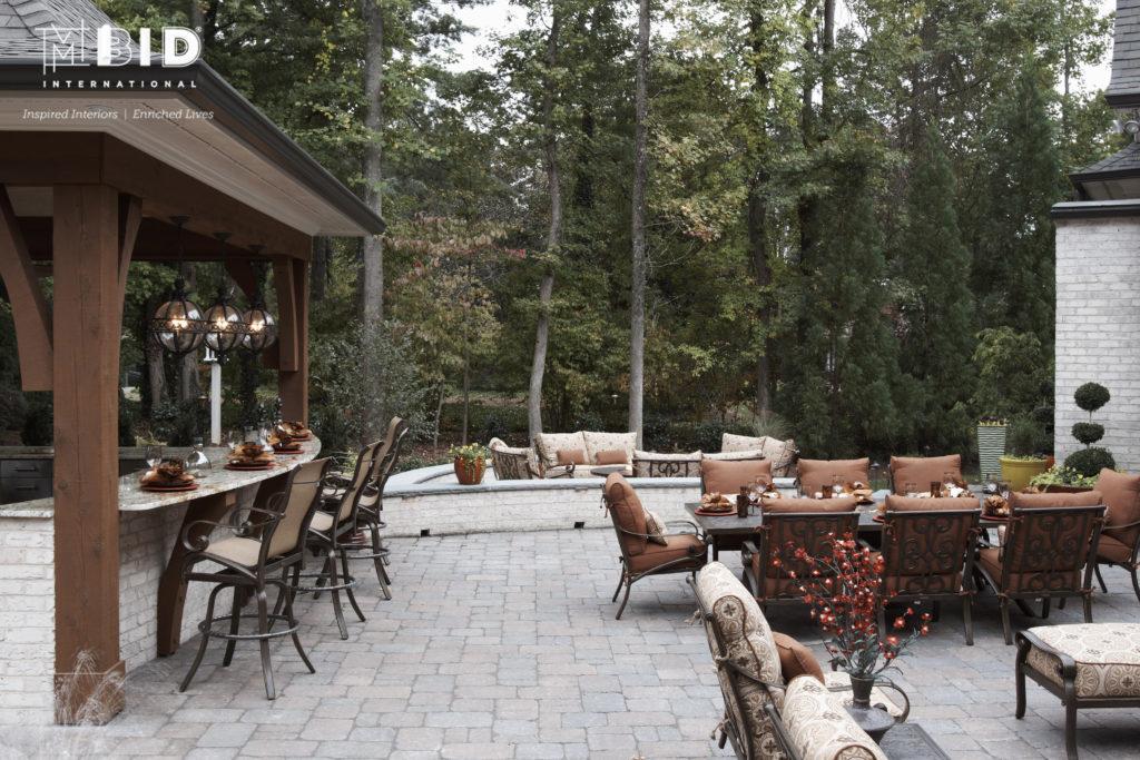 North Carolina Outdoor Kitchen Design Patio Design Greensboro 3