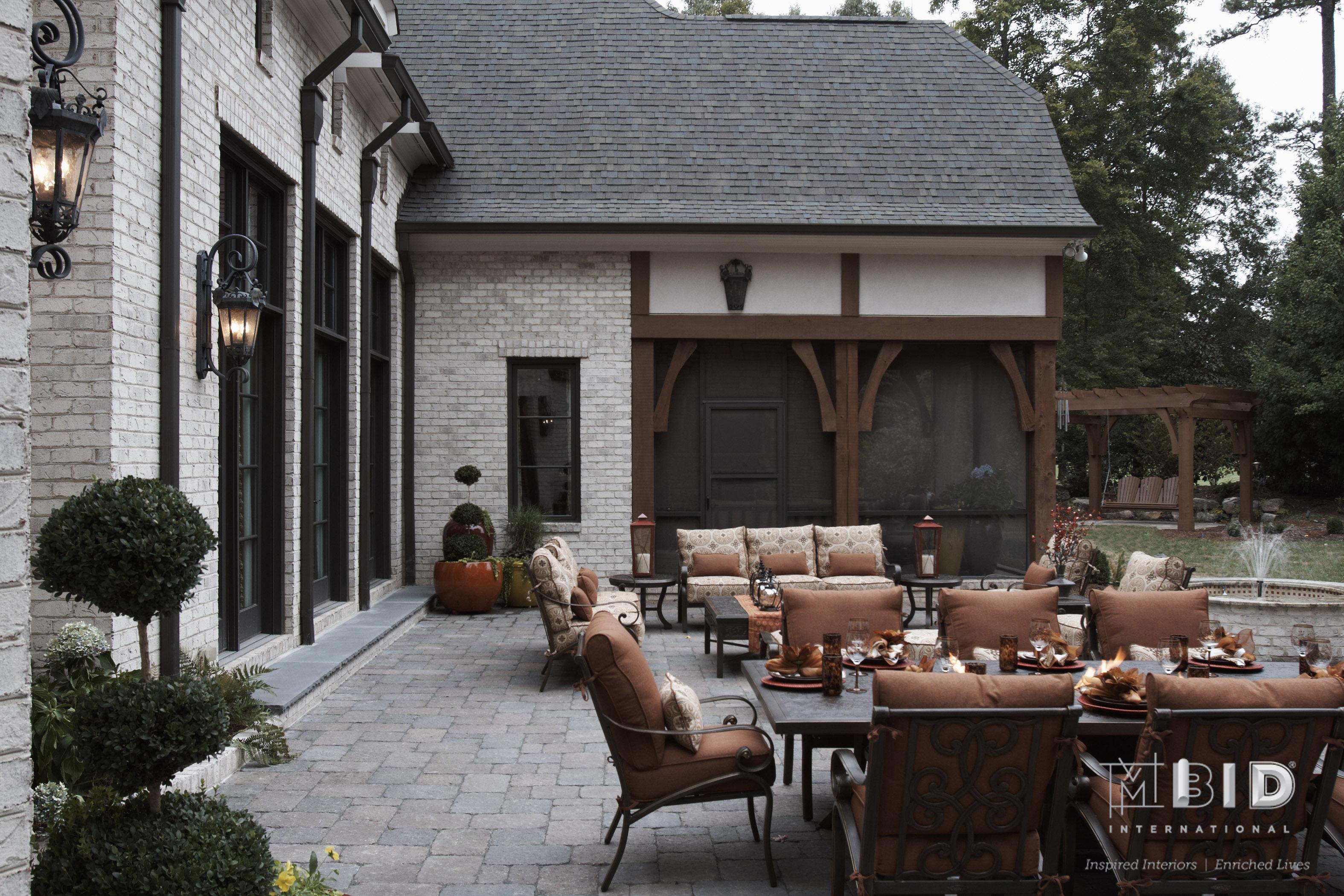 North Carolina Outdoor Kitchen Design Patio Design Greensboro 5