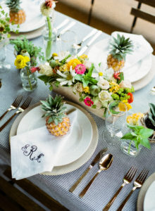 Table Decorations for Summer
