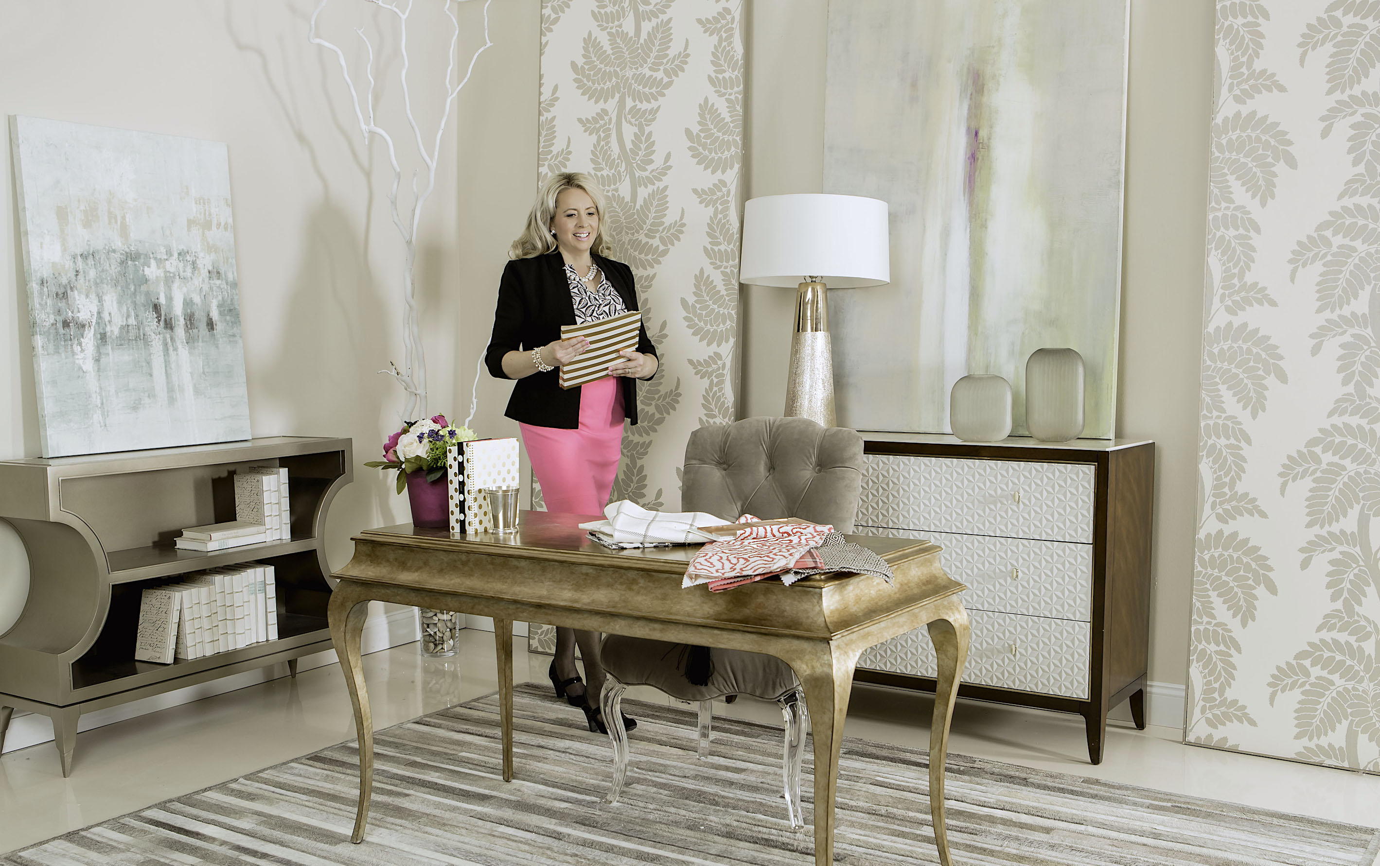 North Carolina Hotel Designer Mary Elizabeth Beal