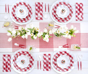Fun summer table inspiration
