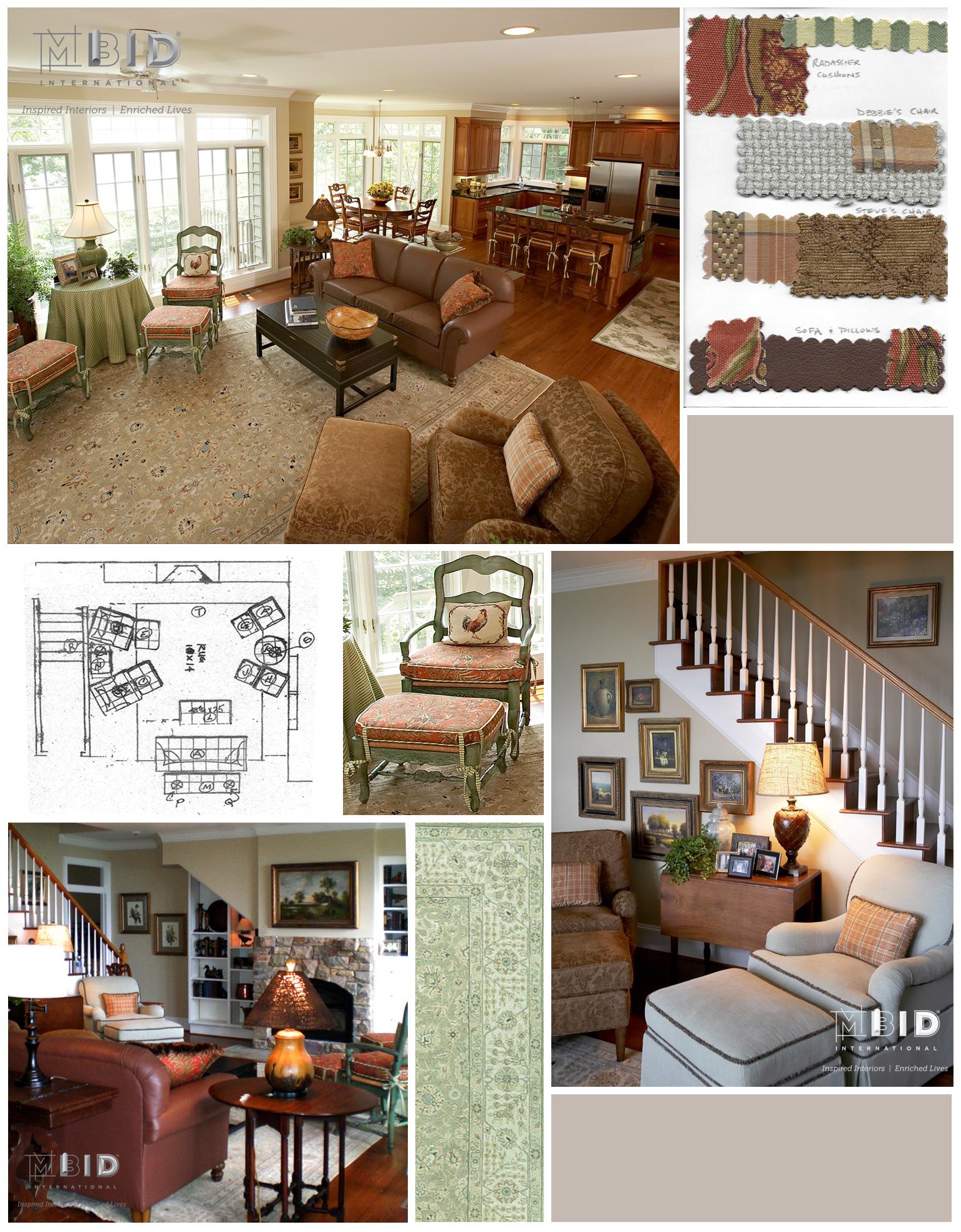 North carolina interior designers for Vacation home interior design
